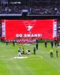 2012 AFL Grand Final - Go Swans!