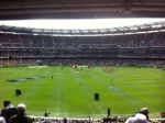 My view of the MCG - 2012 AFL Grand Final