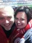 Neil McMahon & me - 2012 AFL Grand Final