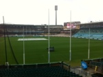 SCG before Bulldogs' game