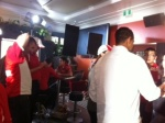 Shooting the Sydney Swans' 2012 Season Ad