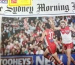 SMH - Swans Storm Into the Grand Final